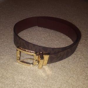 Brown Michael Kors Belt